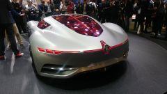 Renault Trezor, coda
