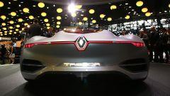 Renault Trezor, posteriore
