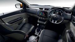 Renault Triber gli interni
