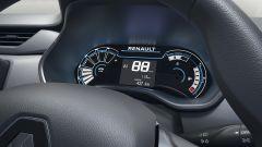 Renault Triber il cruscotto