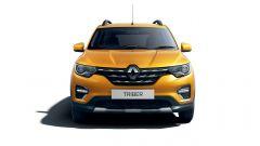 Renault Triber il muso
