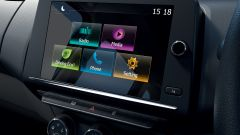 Renault Triber infotainment