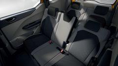 Renault Triber la seduta