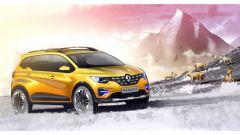 Renault Triber rendering