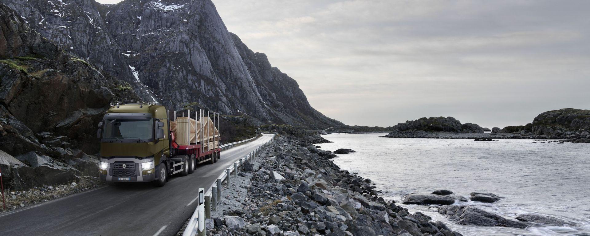Gamma Renault Trucks C