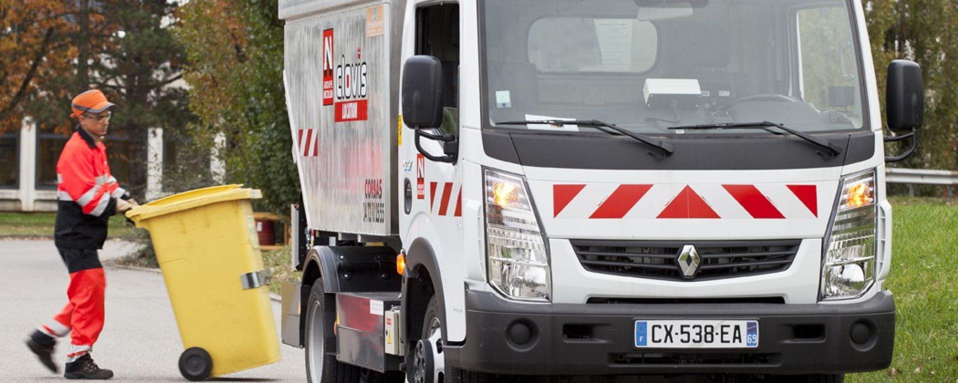 Renault Trucks Maxity Elettrico