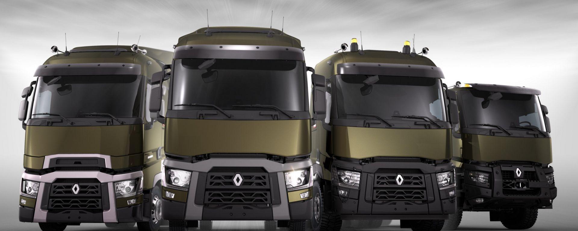 Renault Trucks rinnova tutta la gamma