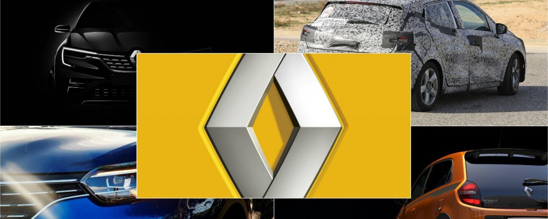 Renault, tutte le novità del 2019