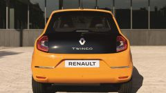 Renault Twingo 2019 paraurti posteriore