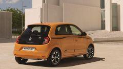 Renault Twingo 2019 posteriore