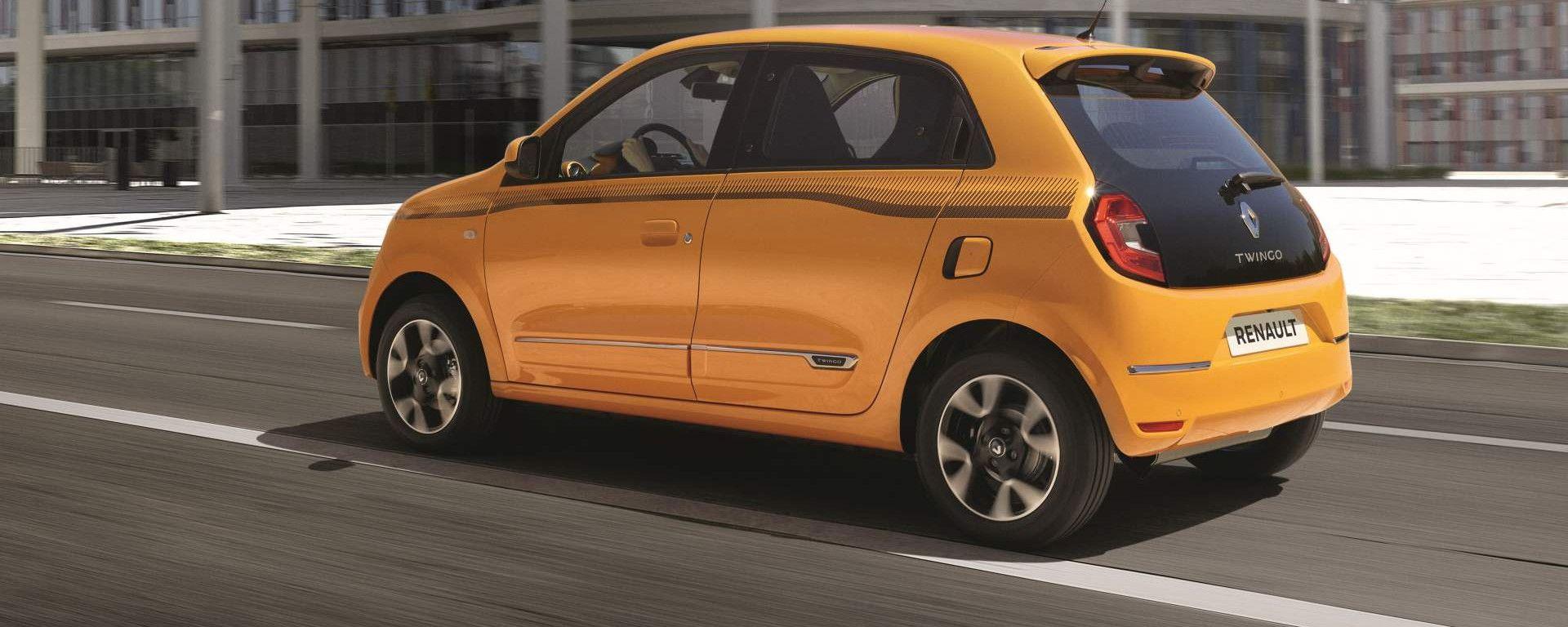 Renault Twingo: è in arrivo la versione elettrica