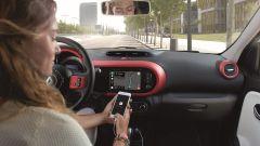 Renault Twingo: gli interni