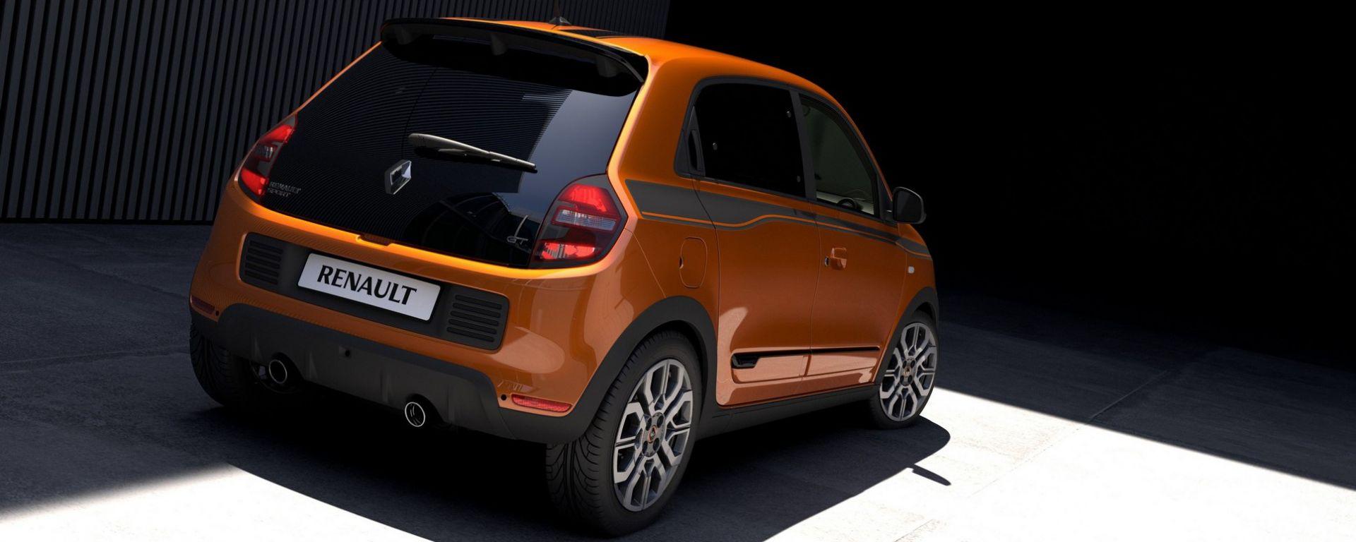 Renault Twingo GT: 110 cavalli per la città