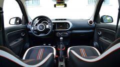 Renault Twingo GT Energy TCe 110:  abitacolo