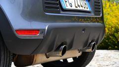 Renault Twingo GT Energy TCe 110:  il doppio scarico e il diffusore