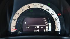 Renault Twingo GT Energy TCe 110:  il tachimetro