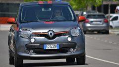 Renault Twingo GT Energy TCe 110: vista frontale