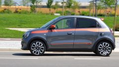 Renault Twingo GT Energy TCe 110: vista laterale