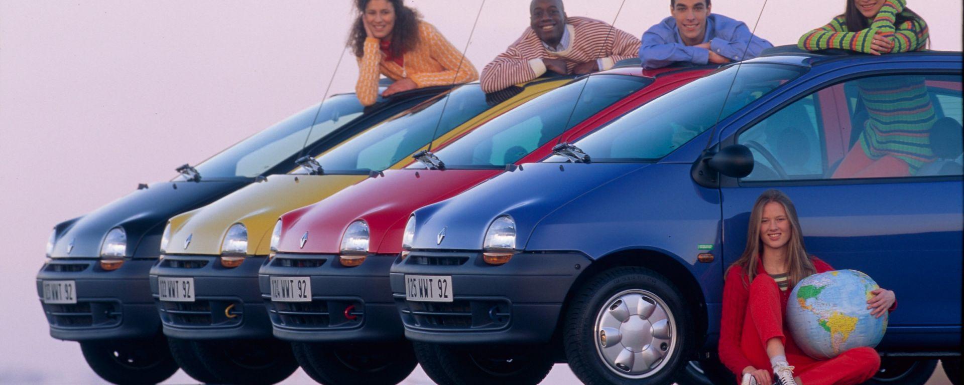 Renault Twingo: i miei primi 20 anni