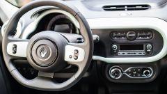 Renault Twingo La Parisienne: la plancia