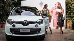 Renault Twingo La Parisienne: target, la donna metropolitana