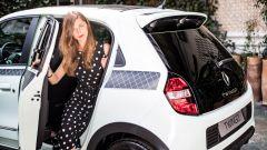 Renault Twingo La Parisienne: vetri posteriori Privacy Glass