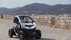 Renault Twizy, ora anche in video - Immagine: 13