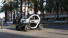Renault Twizy, ora anche in video - Immagine: 9