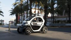 Renault Twizy, ora anche in video - Immagine: 1