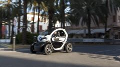 Renault Twizy, ora anche in video - Immagine: 7