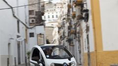 Renault Twizy, ora anche in video - Immagine: 15