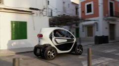 Renault Twizy, ora anche in video - Immagine: 16