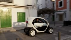 Renault Twizy, ora anche in video - Immagine: 25