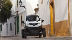 Renault Twizy, ora anche in video - Immagine: 21