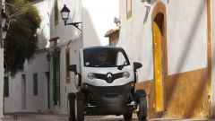 Renault Twizy, ora anche in video - Immagine: 18