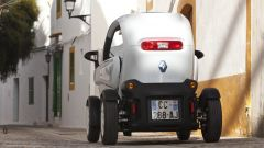 Renault Twizy, ora anche in video - Immagine: 17