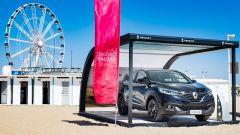 Renault Vertical Summer Tour, al seguito anche Kadjar