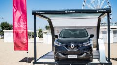 Renault Vertical Summer Tour, esposizione ma anche test drive