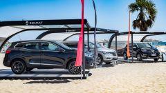 Renault Vertical Summer Tour, i Suv Renault in tournée per la Penisola