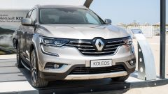 Renault Vertical Summer Tour, protagonista il nuovo Koleos