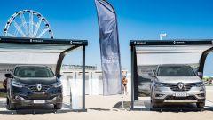 Renault Vertical Summer Tour toccherà 8 località di villeggiatura