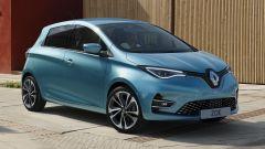 Renault Zoe 2019 3/4 frontale