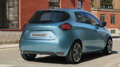 Renault Zoe 2019 3/4 posteriore