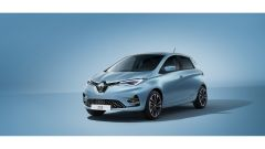 Renault Zoe 2019 Bleu Celadon