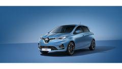 Renault Zoe 2019 Bleu Foudre
