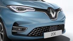 Renault Zoe 2019: com'è fatta dal vivo la nuova elettrica - Immagine: 25
