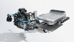 Renault Zoe 2019 modulo elettrico (batterie e motore)