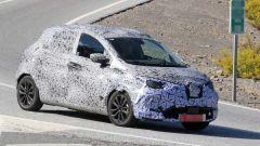 Renault Zoe 2019, prime foto spia