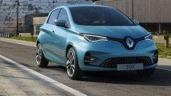 Renault Zoe 2019: dimensioni, interni, autonomia, ricarica, prezzo