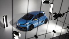 Renault Zoe E-Sport Concept, a Ginevra l'elettrica da corsa - Immagine: 11